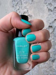 Inglot O2M nr 665