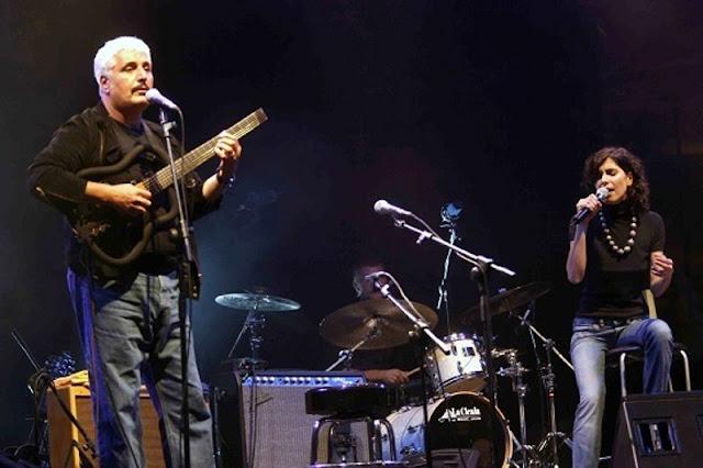 Pino Daniele e Giorgia - Vento di Passione