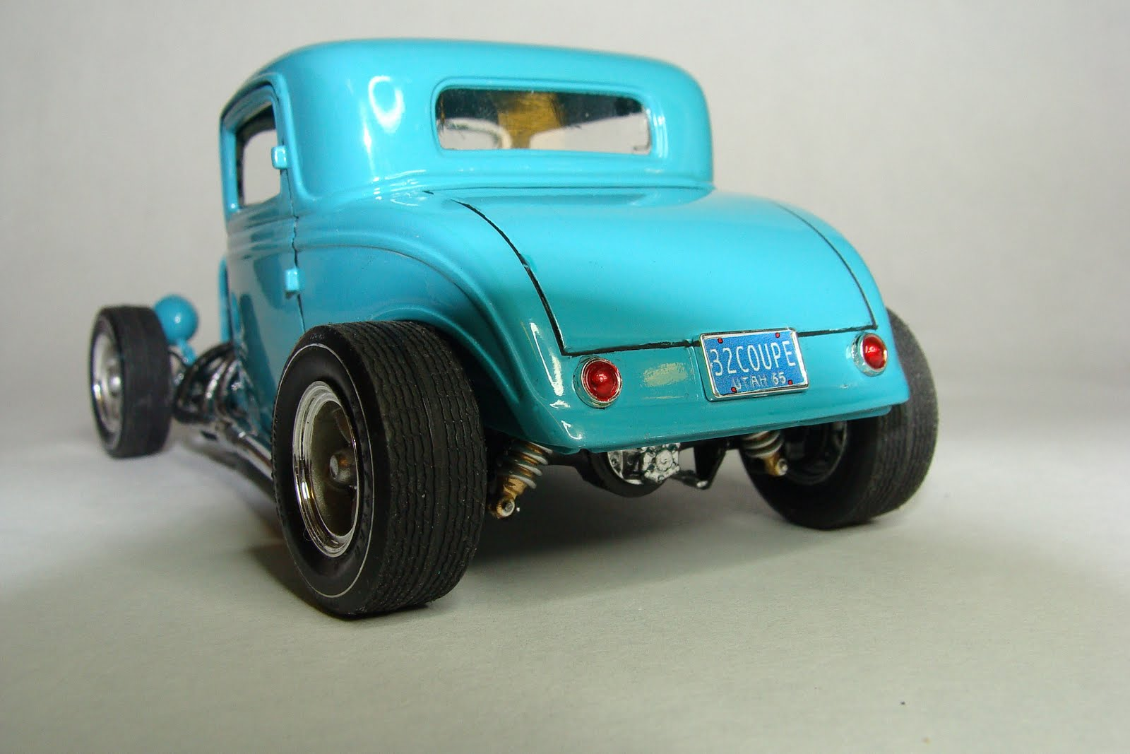 For Sale 32 Ford 5 Window Coupe Hiboy | Autos Post