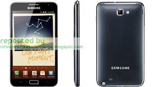 Harga Samsung Galaxy Note GT-N7000 Hp Terbaru 2012 | Info Harga dan