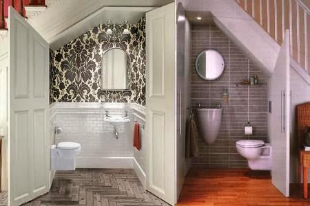 Manu interior designer for Bagno sottoscala