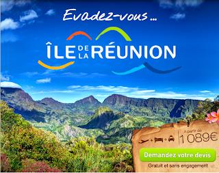 Vacances ile de la Réunion