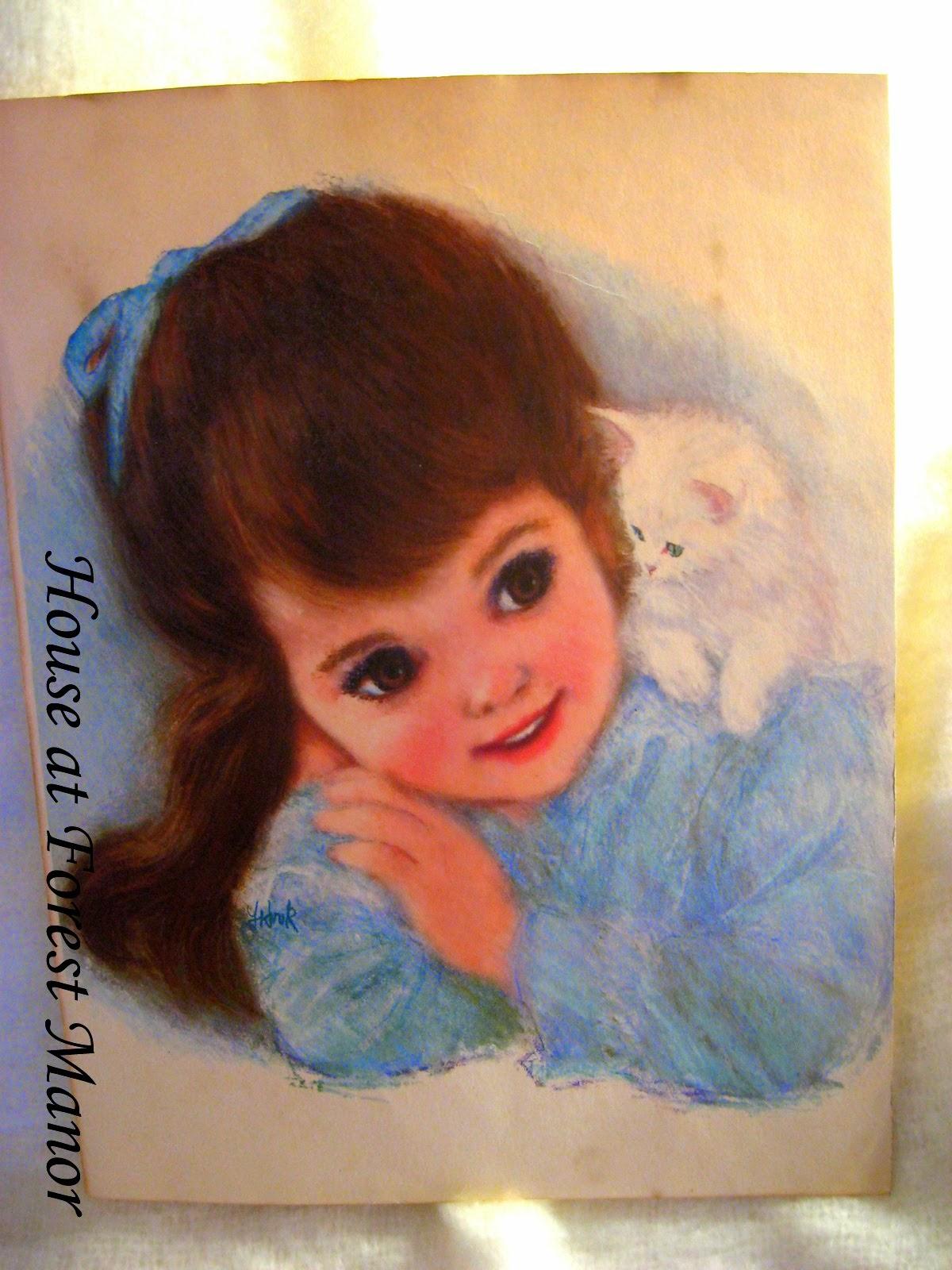 Vintage Childhood Prints