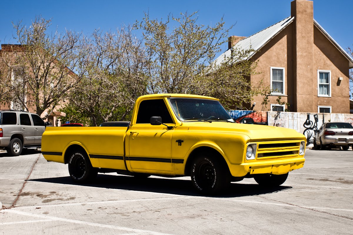 The Street Peep 1968 Chevrolet C10 Longbed Chevy Lifted