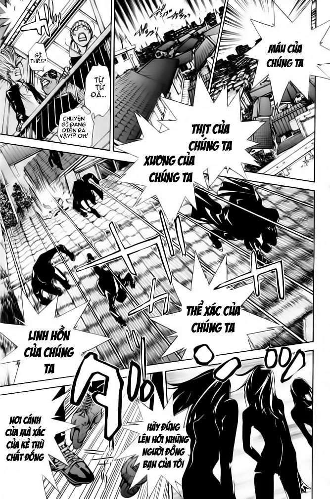 Air Gear Chap 085