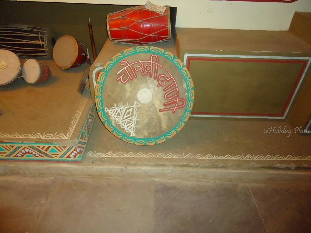 images of Chokhi Dhani in Jaipur