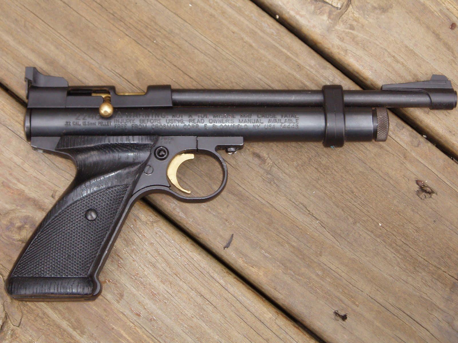 another airgun blog airgun finds at the toys that shoot show rh anotherairgunblog blogspot com Modified Crosman 2240 Modified Crosman 2240