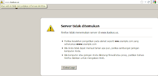kaskus.us,kaskus,kaskus error,dns error,ganti domain