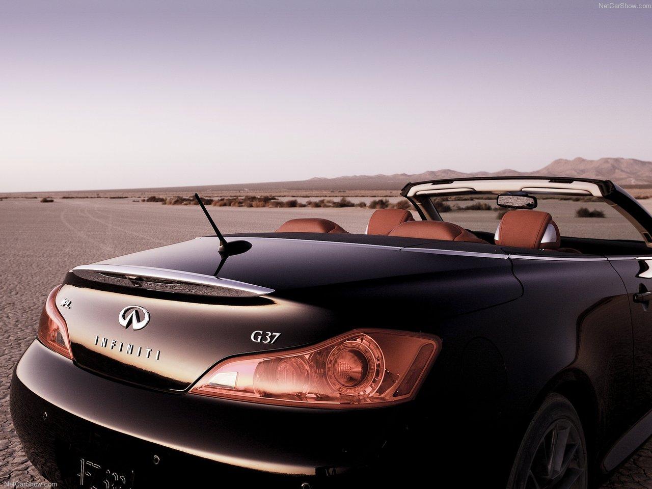 Infiniti Q60, G37, luksusowe auta, klasa premium, convertible, cabrio, fotki, japońskie samochody