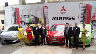 mitsubishi mirage model 2014