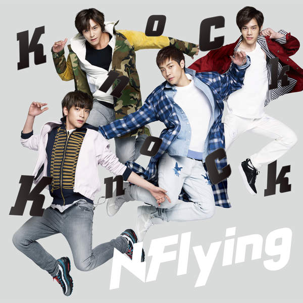 [Single] N.Flying – Knock Knock (Japanese ver.) (2016.02.10/MP3/RAR)