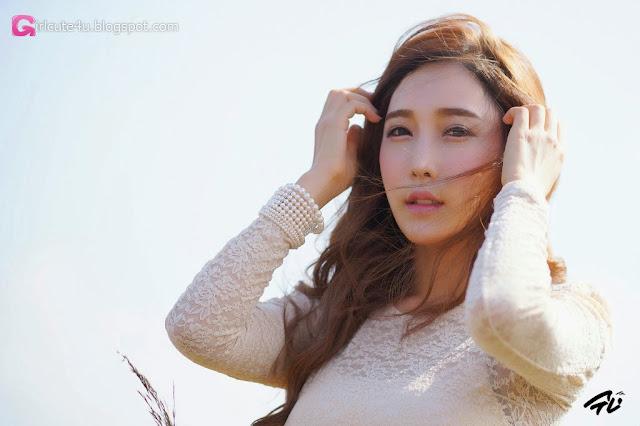 1 Im Min Young outdoor -Very cute asian girl - girlcute4u.blogspot.com
