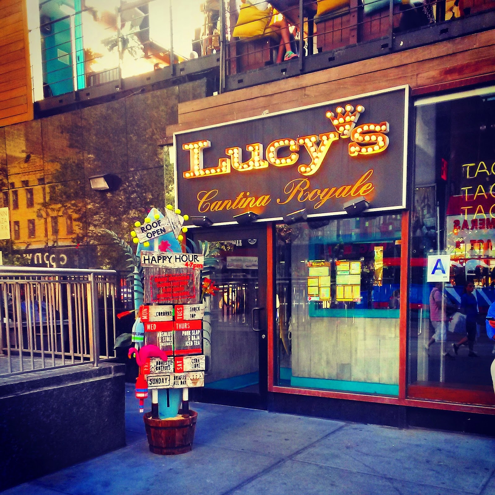 Lucy's Cantina Royale