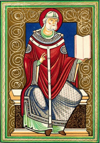 Commemoration of Gregory the Great, Pastor