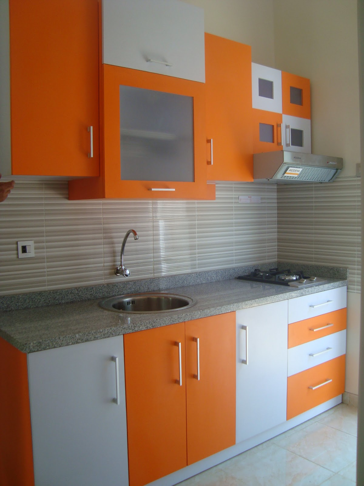 Design interior palembang kitchen set mini bar for Katalog kitchen set