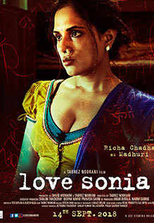Love Sonia (2018) Hindi Movie HDRip | 720p | 480p