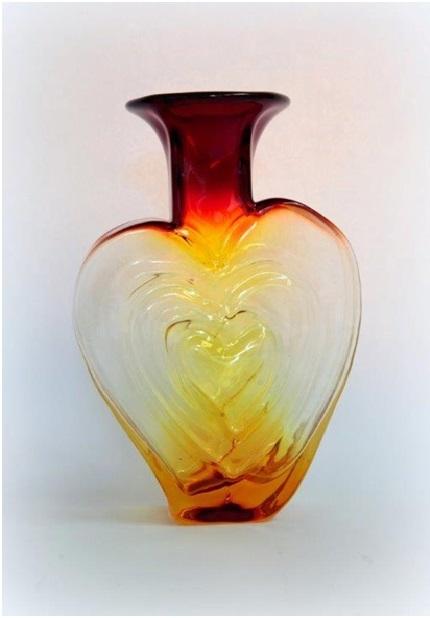 Heart Of Glass Blenko Glass Blenko Glass Company Has New Items