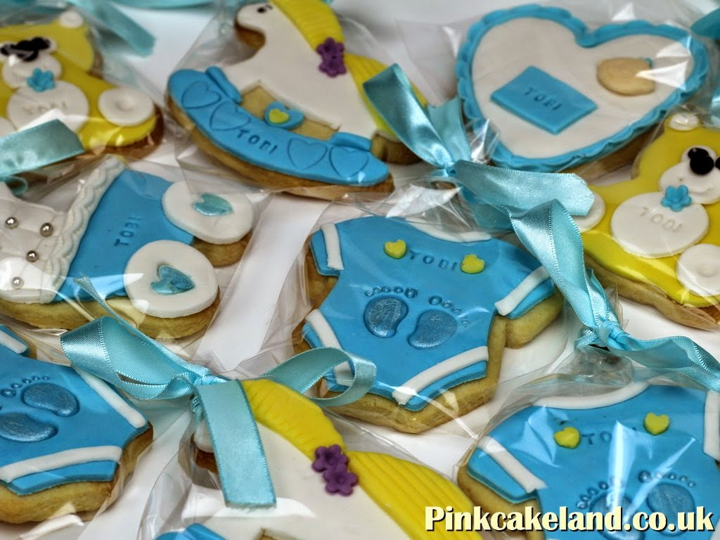 christening cookies london