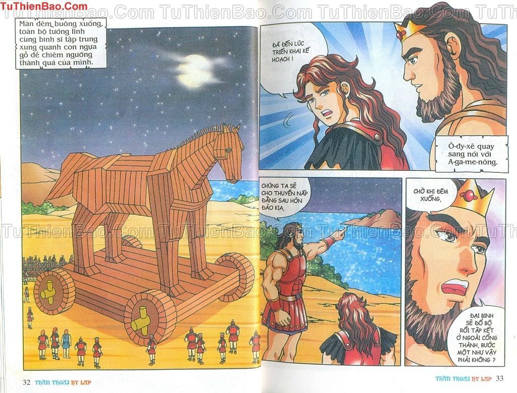 Thần thoại Hy Lạp Chapter 14 - Trang 15