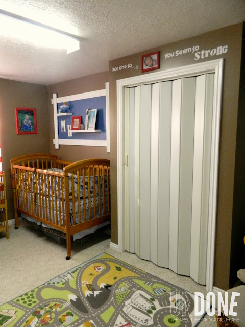 {The UNDONE Blog} Boy's Nursery