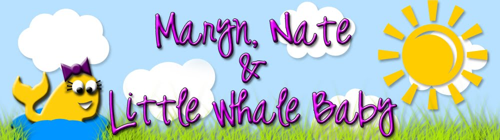 Maryn, Nate & Whale Baby