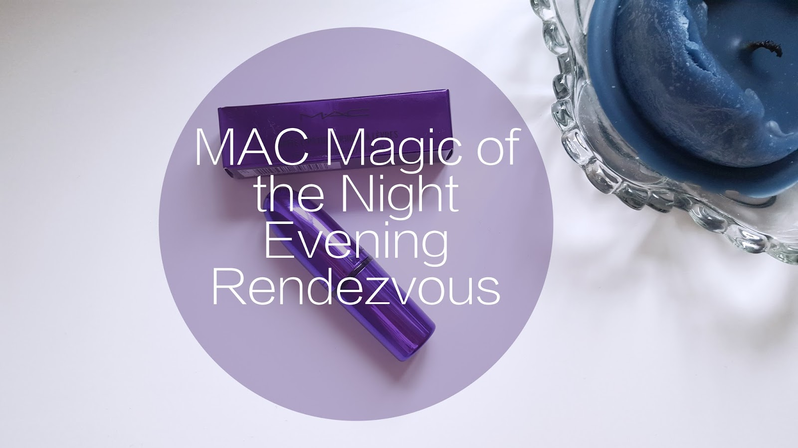 MAC Magic of the Night Evening Rendezvous Lipstick