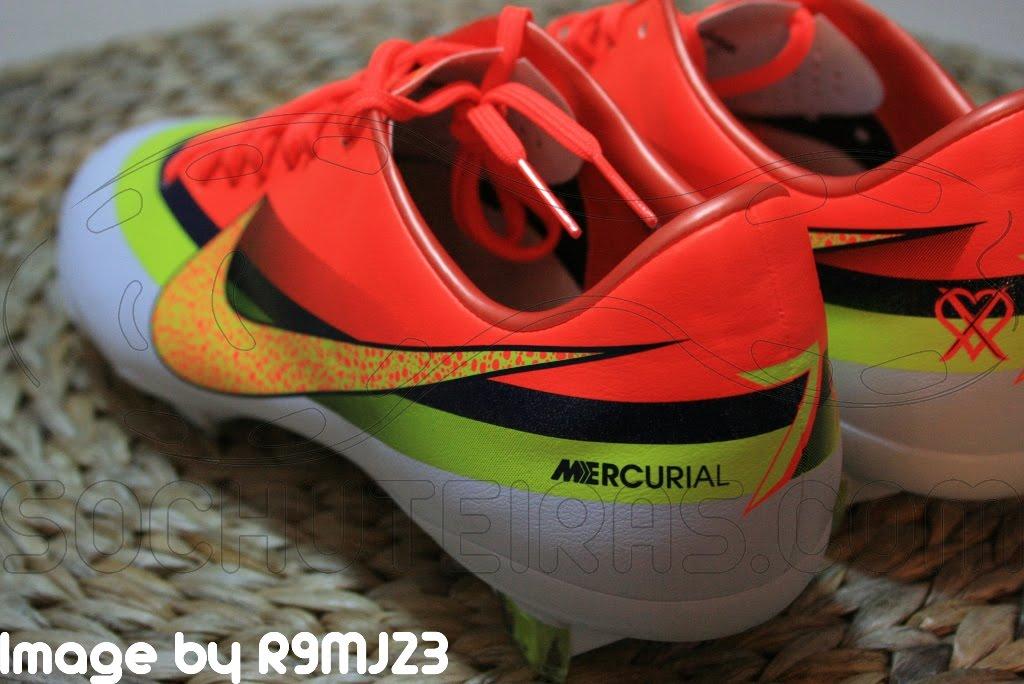 2013 Nike Mercurial Vapor CR7 Boot Leaked