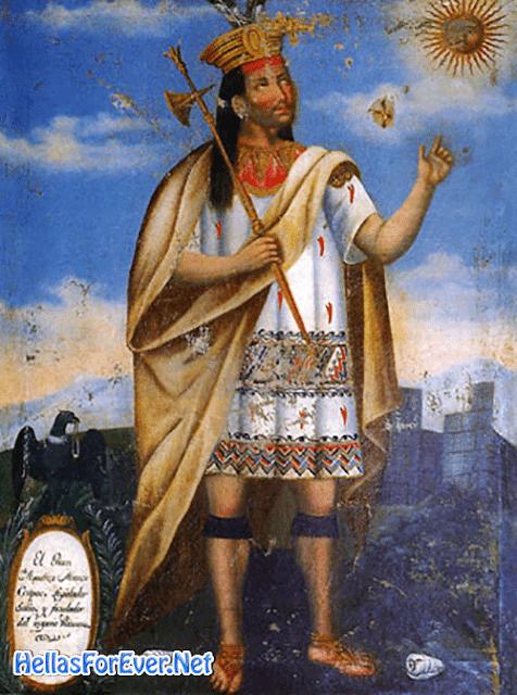 Μυθολογία των Ίνκας