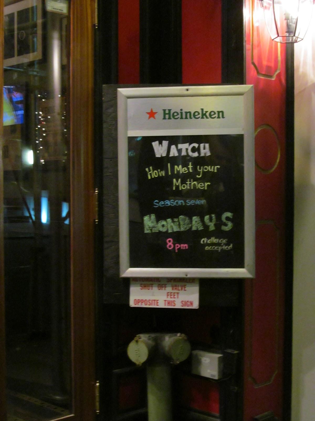 "The Real MacLaren s Pub From ""How I Met Your Mother"""