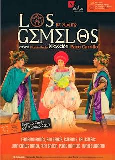 Teatro: Los Gemelos