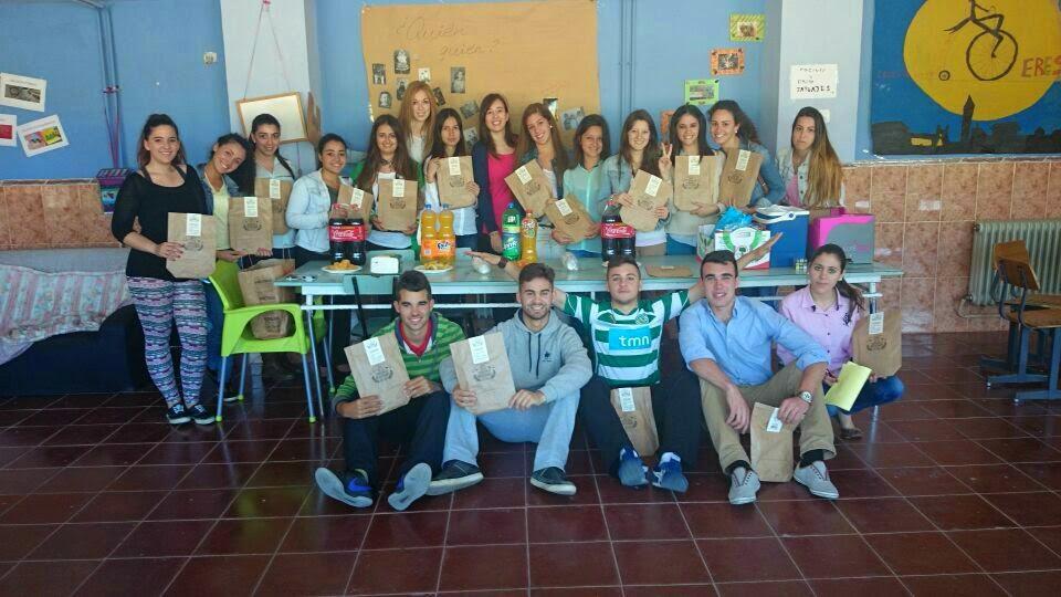 2º Bachillerato Colegio San Francisco Javier