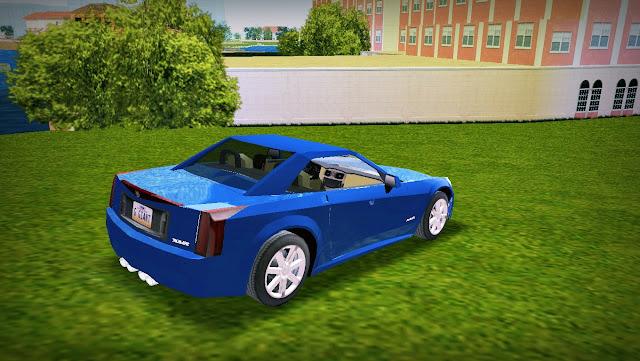 Cadillac XLR GTA Vice City