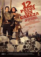 Cartel de la película '12 pasos sin cabeza. La leyenda del pirata'