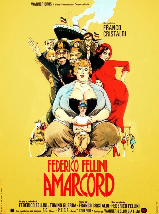 Amarcord (Mis recuerdos) (1973)