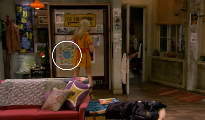 The Lovely Side Max Amp Caroline S Apartment 2 Broke Girls