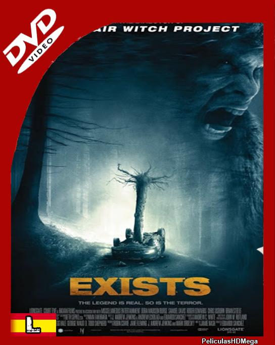 Existe (2014)  DVDRip Español Latino