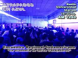 """70. Encuentro Regional Sudamericano """"La economía de las/os trabajadores"""""""