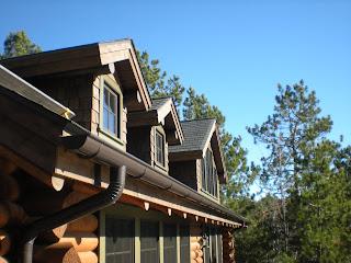 "Renovation ""after"" picture, new ""doghouse"" dormers http://huismanconcepts.com/"