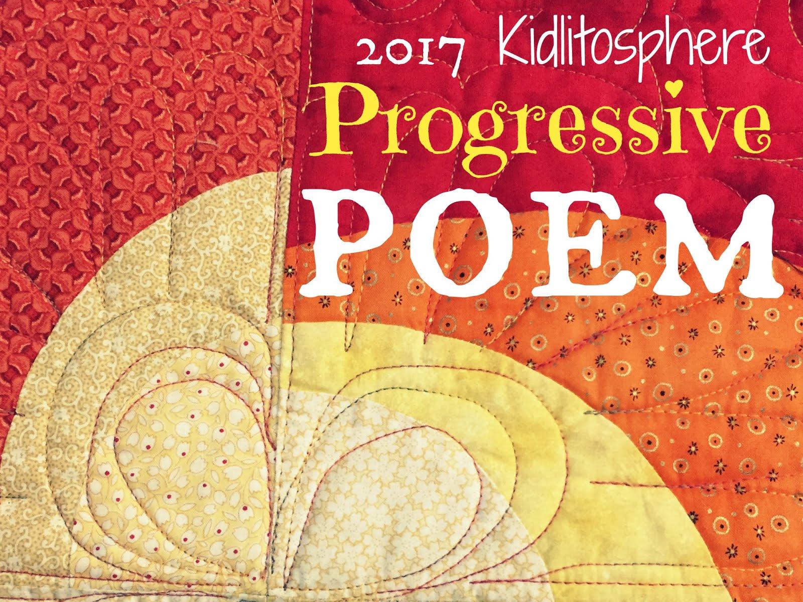 Progressive Poem for NPM 2017