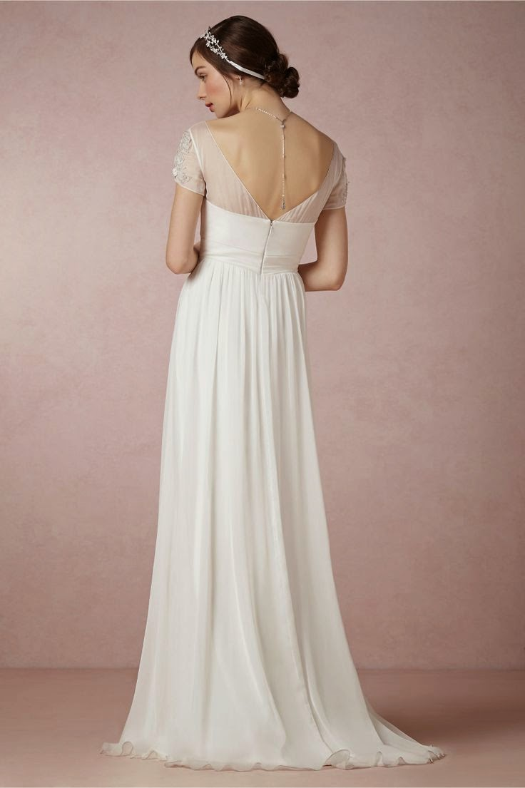 BHLDN Elisa Gown - Affordable Wedding Dresses: Regency
