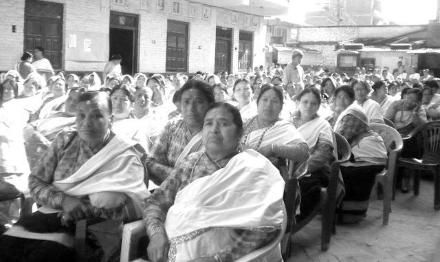 पाँगा महिलाको पाँचौं साधारण सभा सम्पन्न