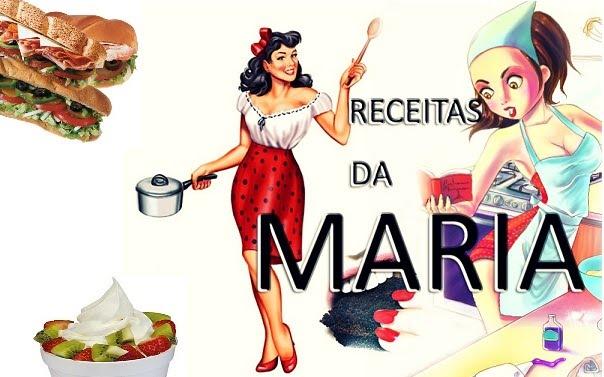 Receitas de Maria