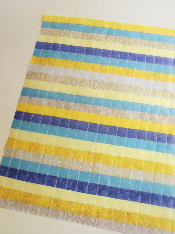 My creative stirrings tissue paper lantern tutorial for Paper lantern tutorial