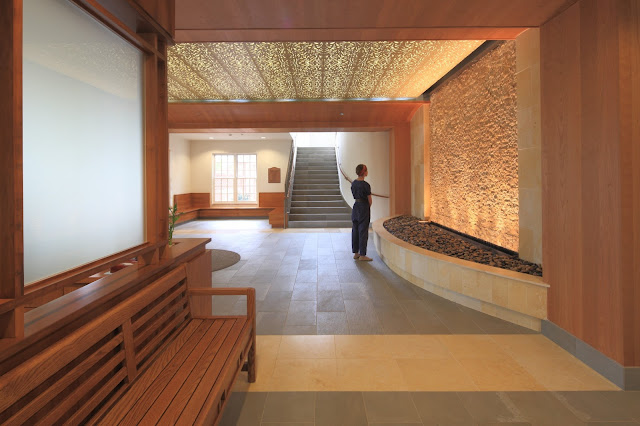 Spillman Farmer Architects - Numen Lumen Center at Elon University - Jim Sink Photography - Speaking of Architecture - Diversity on Campus