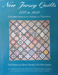 New Jersey Quilts 1992