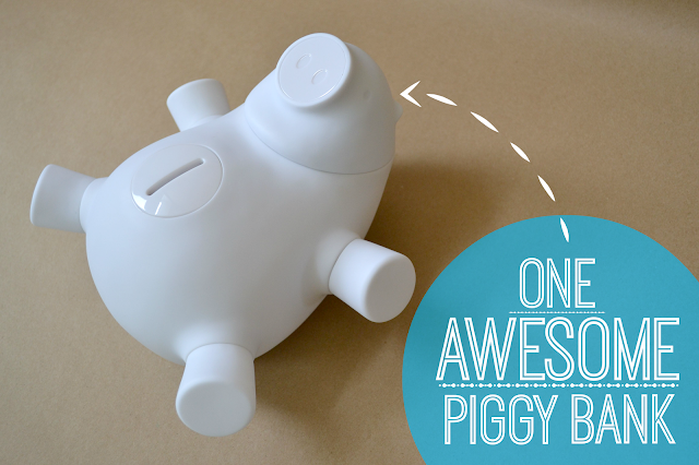 Mommy Testers, Porkfolio, Porkfolio piggy bank, Cool gifts from Best Buy, #OneBuyForAll #shop