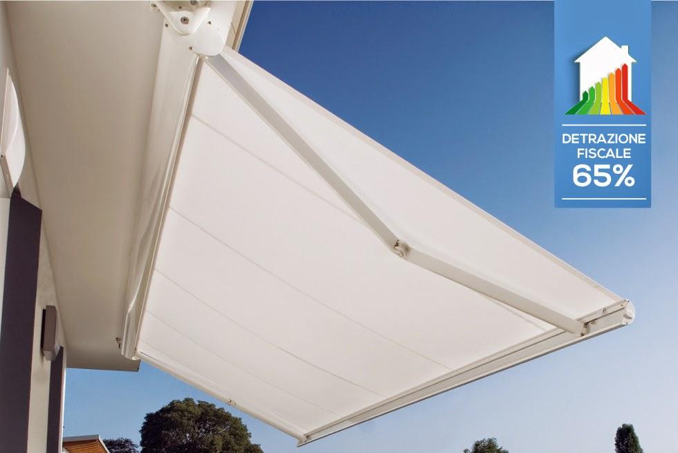 Pannello Solare Detrazione Fiscale : Tende da sole e pergole risparmio energetico