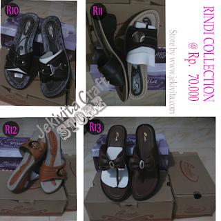 Sandal Rindi Murah trendy Kebumen