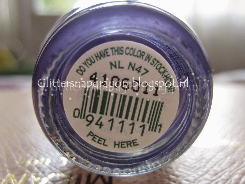 OPI Do You Have This Color In Stock-holm?