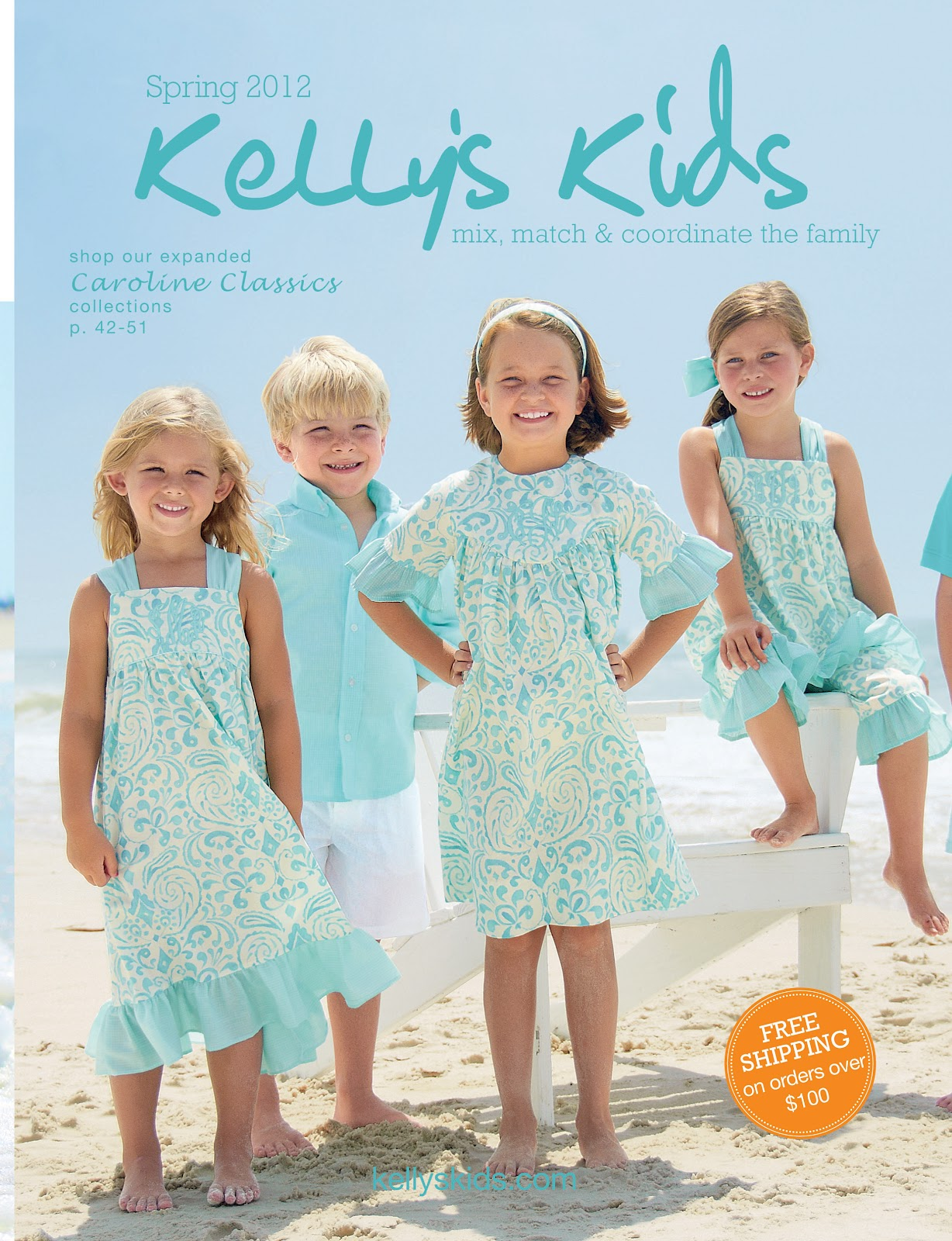 Lands End Kids Kids are so fun to dress up and these clothing catalogs for kids will help you do just that. You'll find over 10 free clothing catalogs that are packed full .